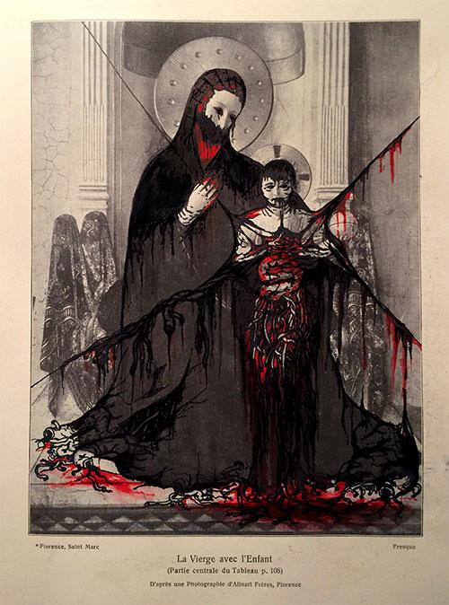 La Vierge avec l'Enfant I