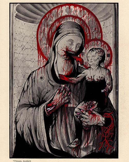 La Vierge avec l'Enfant II