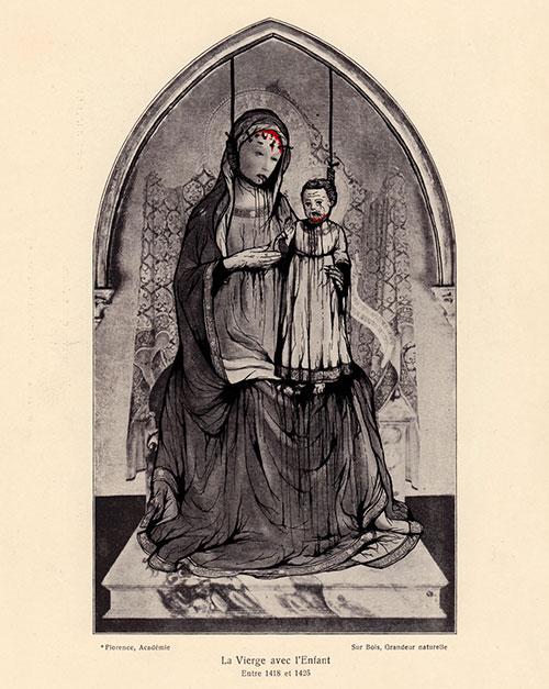 La vierge avec l'Enfant III