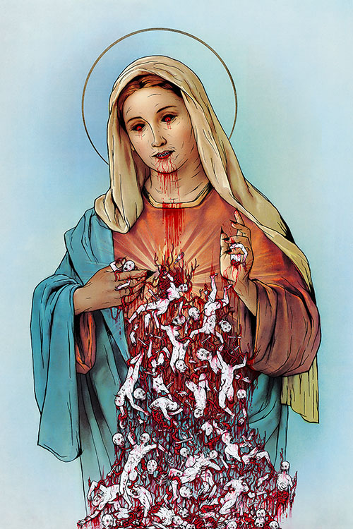 La Vierge II